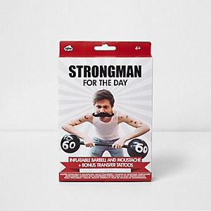 Strongman for the day kit