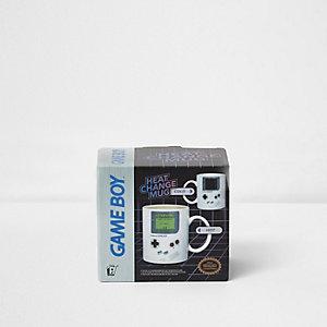 Game Boy heat change mug
