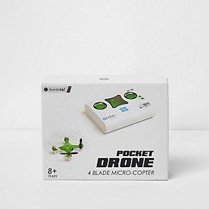 Mini drone à quatre hélices