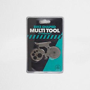 Outil multifonction en métal en forme de vélo