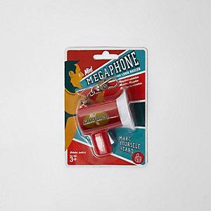 Mini Megaphone keyring