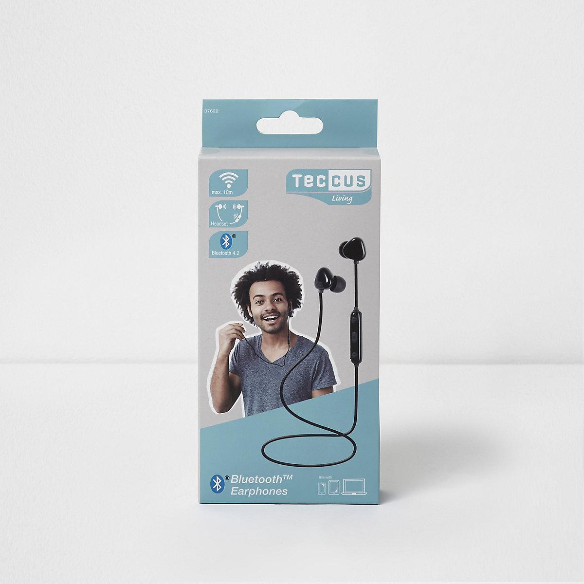 Teccus bluetooth headphones