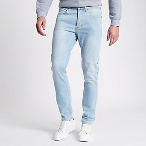 Sid – Jean skinny bleu clair