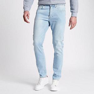 Sid - Lichtblauwe skinny jeans