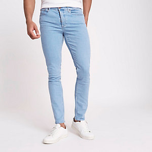 Light blue Sid skinny fit jeans