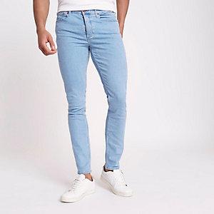 Sid - Jean skinny bleu clair