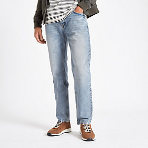 Light blue Bobby standard jeans