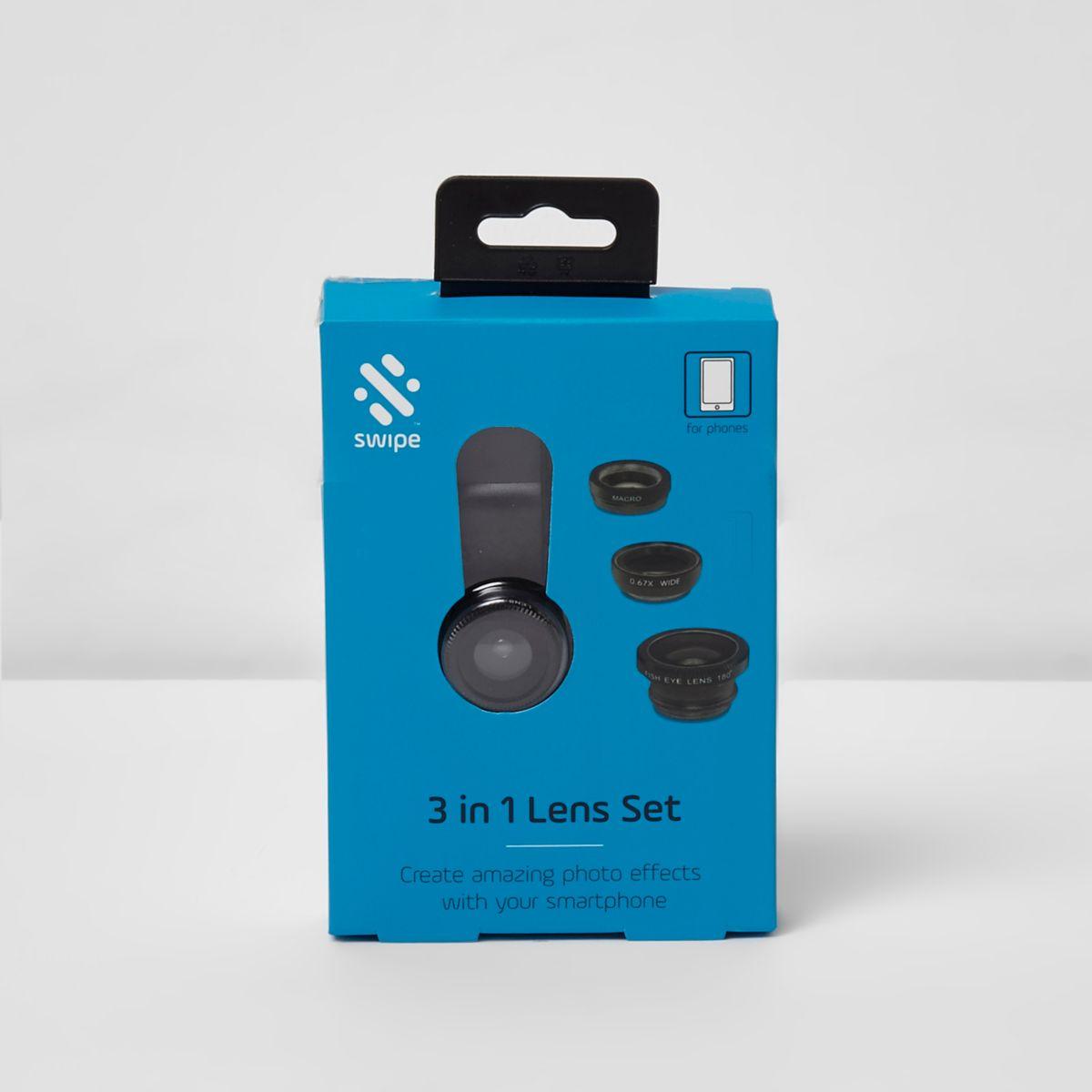 Swipe 3 in 1 lens smartphone set