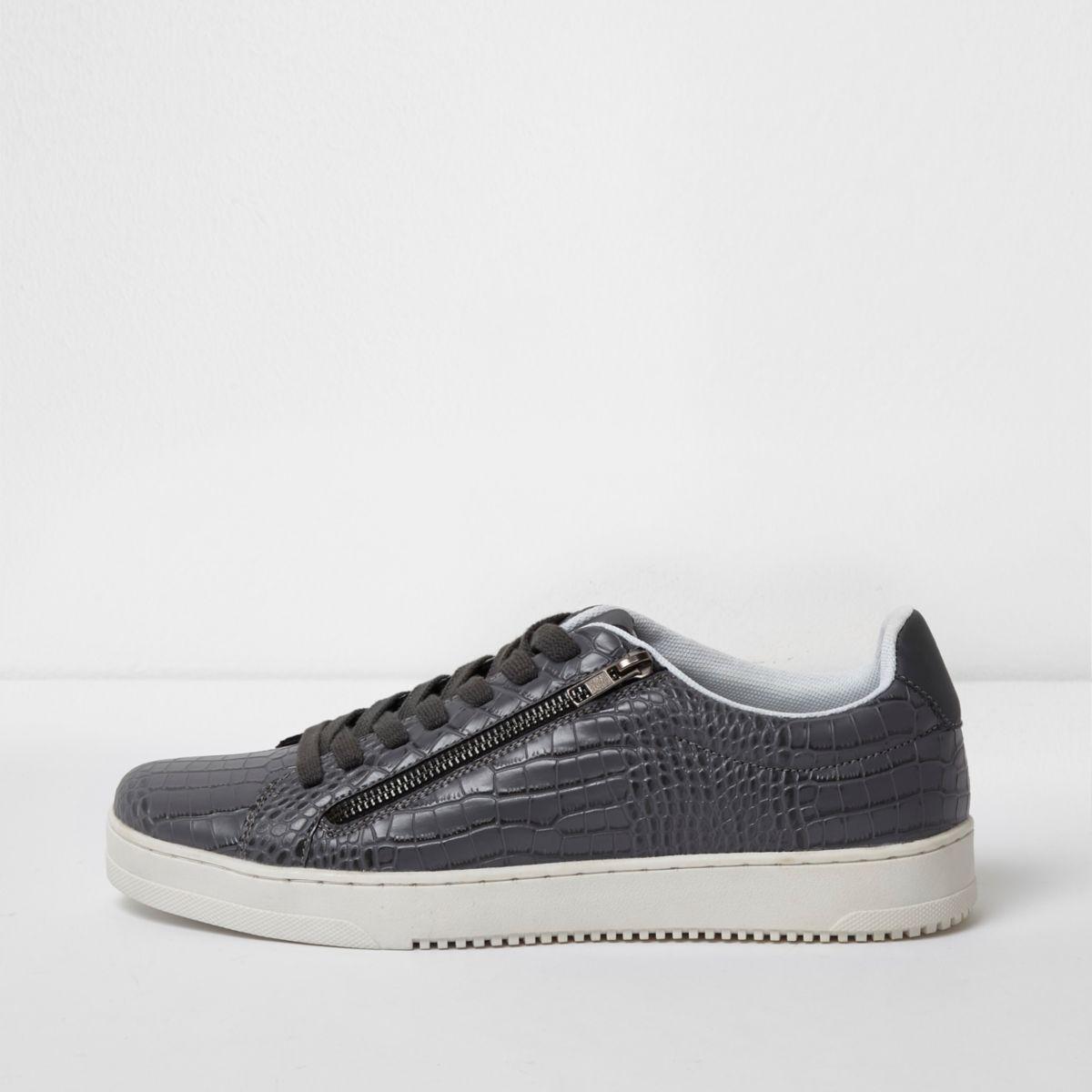 Chaussures De Sport Marron Avec Haut Île De La Rivière Lacer E2DX8Vg8UM