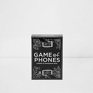 """Kartenspiel """"Game of Phones"""""""