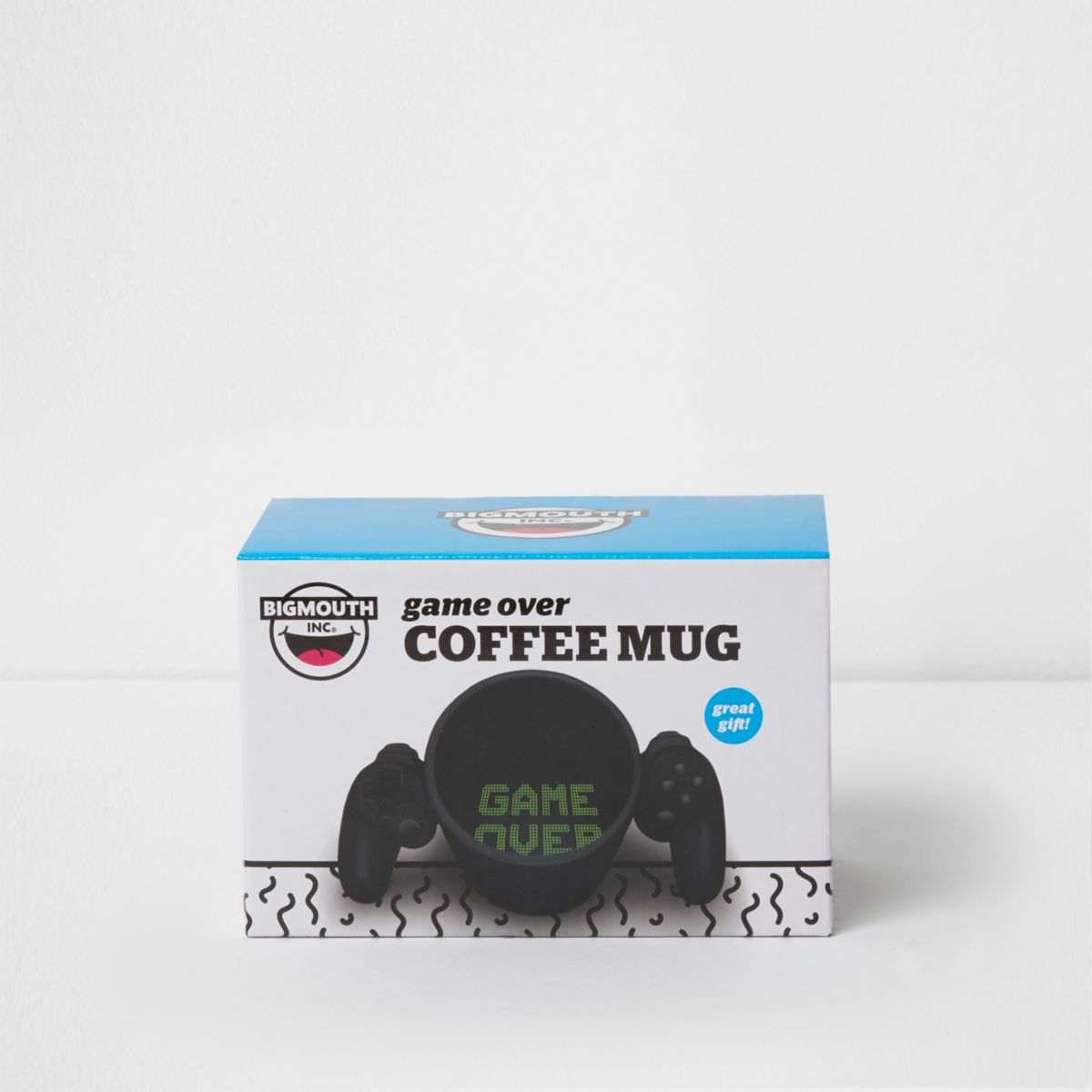 Bigmouth Inc – Tasse à café Game Over
