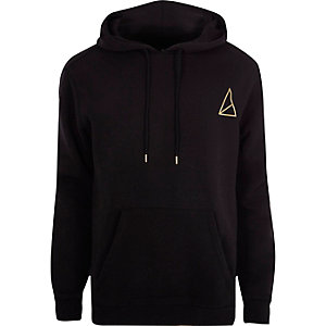 Black Golden Equation hoodie