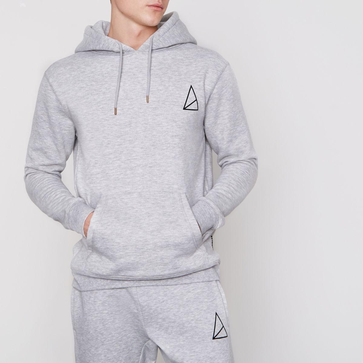 Grey Golden Equation hoodie