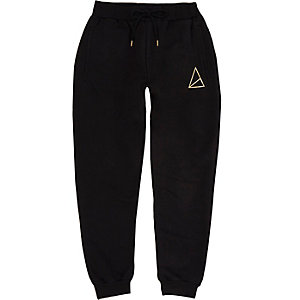 Black Golden Equation joggers