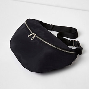 Zwarte crossbody slingbag