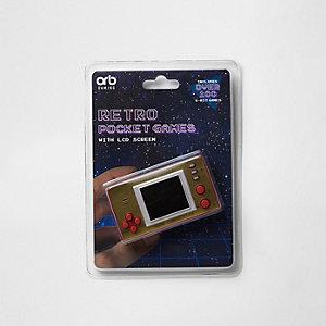 Retro Arcade zakspellen
