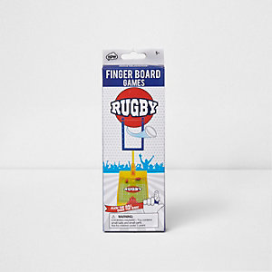 Fingerboard rugby