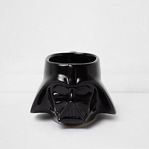Black Star Wars Darth Vador mug