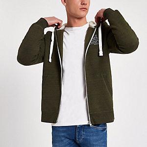 Jack & Jones Originals - Kakigroene hoodie