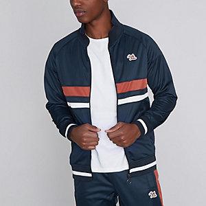 Navy Jack & Jones tracksuit jacket