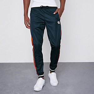 Navy Jack & Jones tracksuit joggers