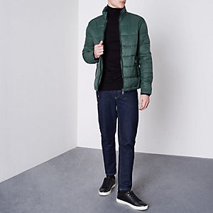 Green Only & Sons padded jacket