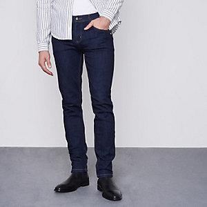 Monkee Genes Dunkelblaue Skinny Jeans