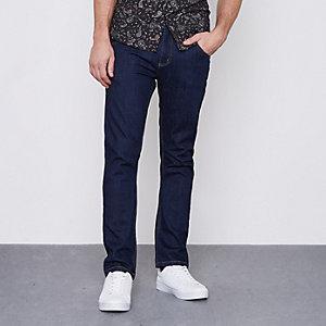 Monkee Genes - Donkerblauwe slim-fit jeans