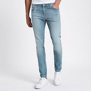 Lee – Jean skinny bleu clair