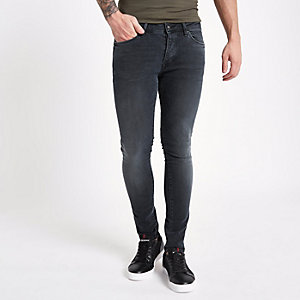 Dark blue Jerry super skinny jeans