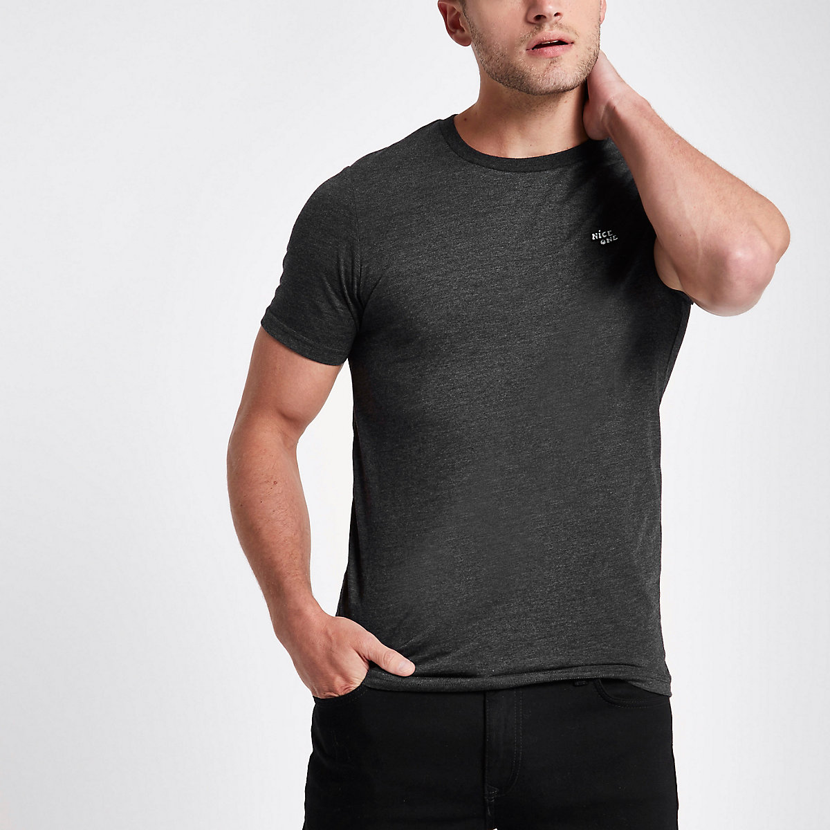 Jack & Jones black Originals T-shirt