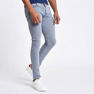 Grey Eddy skinny jeans