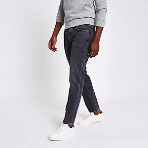 Bobby - Grijze standaard jeans
