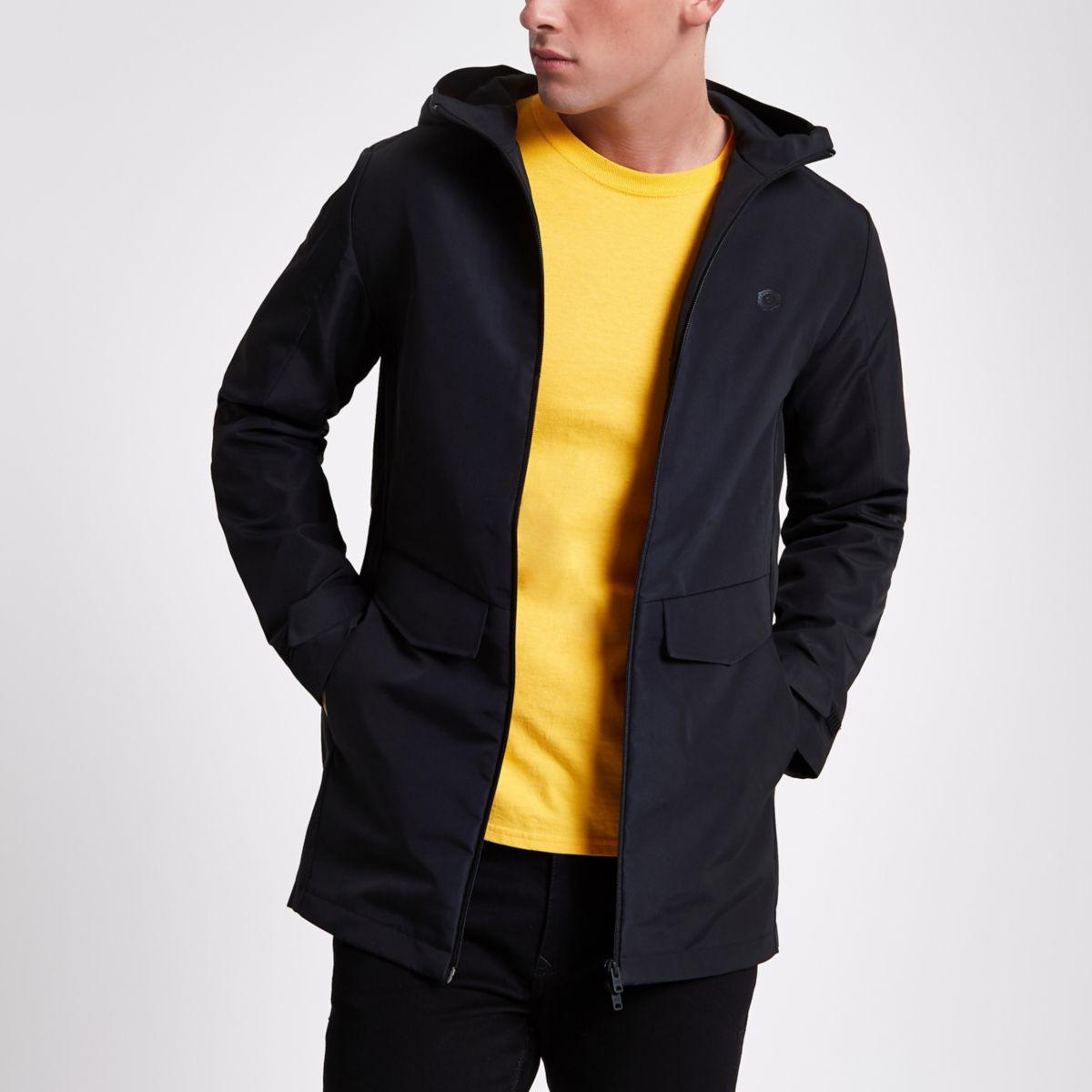 Jack & Jones Core black lightweight jacket