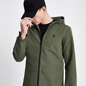 Jack & Jones Core – Leichte, grüne Jacke