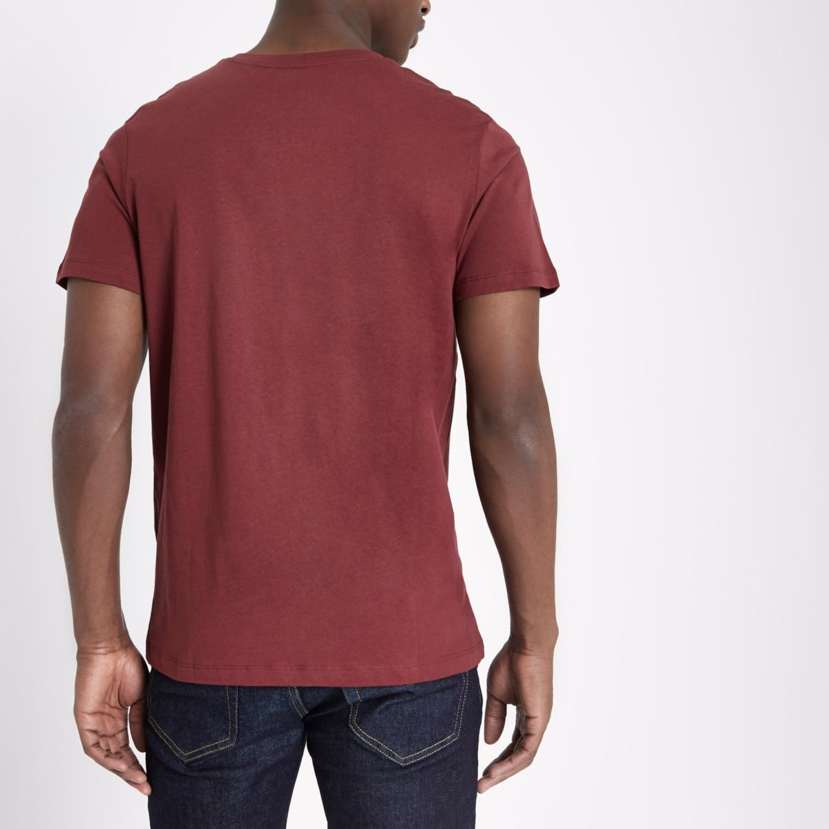 dark short Jones sleeve Jack red amp; shirt T wqFEEZU