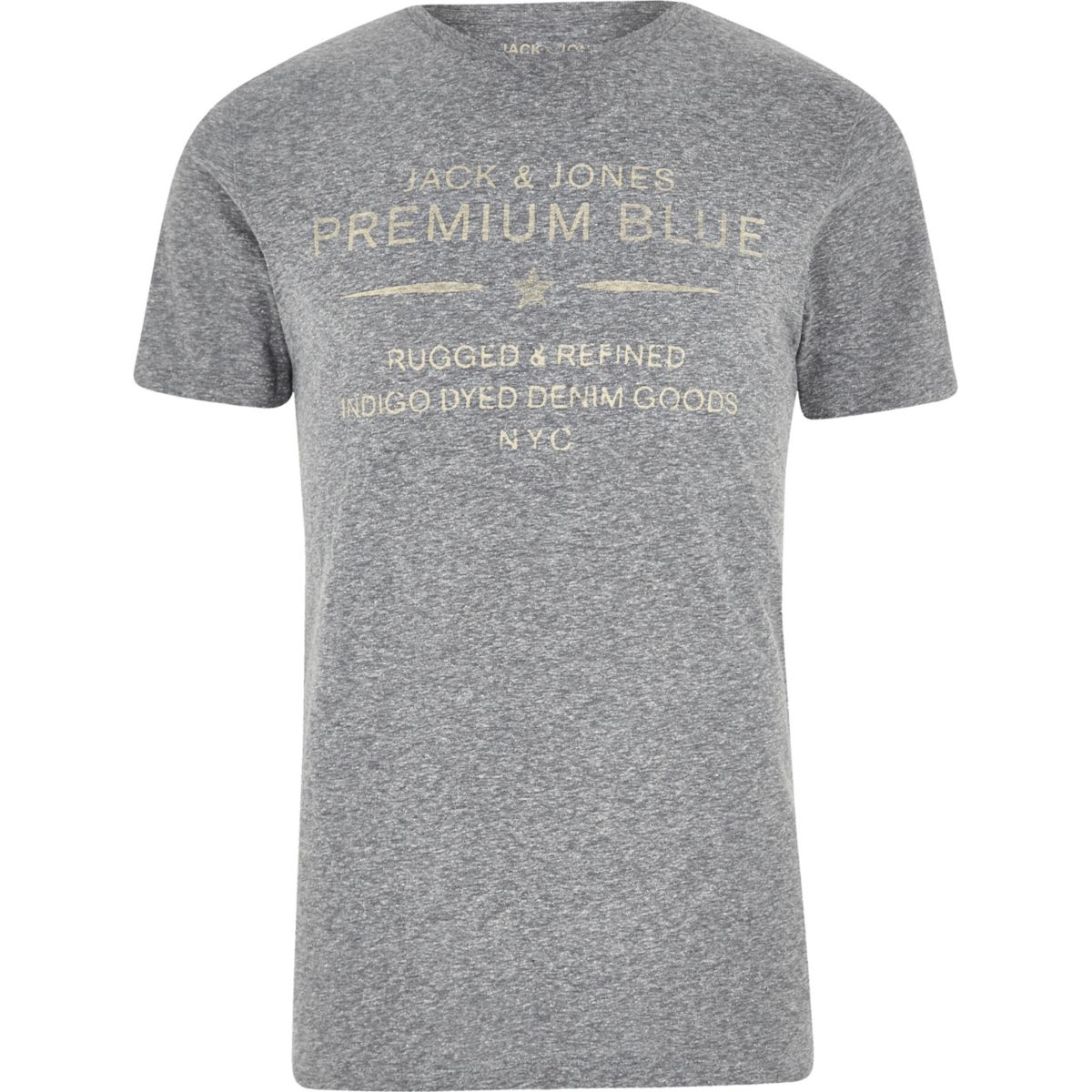 blue Jones 'premium marl amp; Jack navy 5XqwyUppv