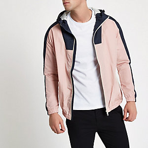 Jack & Jones pink Originals jacket