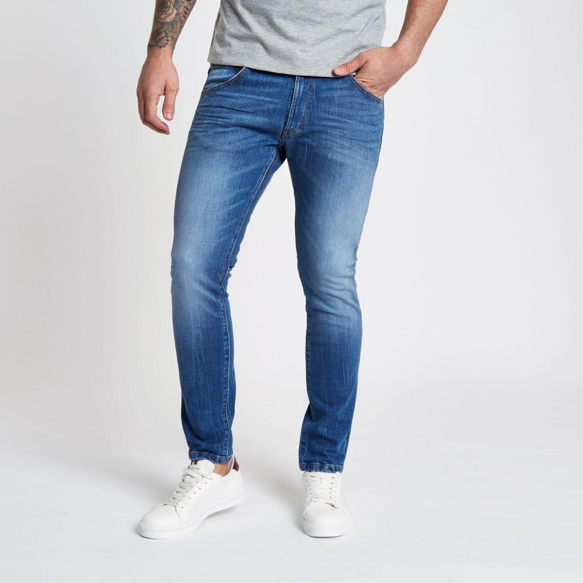 Wrangler blue Bryson jeans