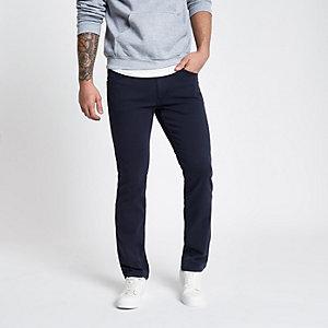 Dark Blue Wrangler Greensboro jeans
