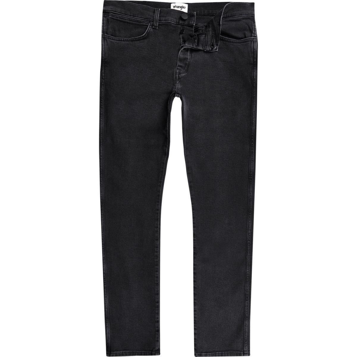Wrangler black Spencer jeans