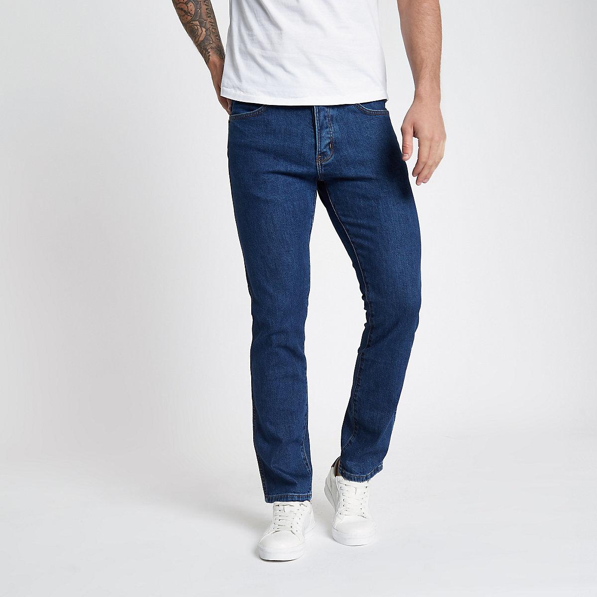 Wrangler blue Spencer jeans