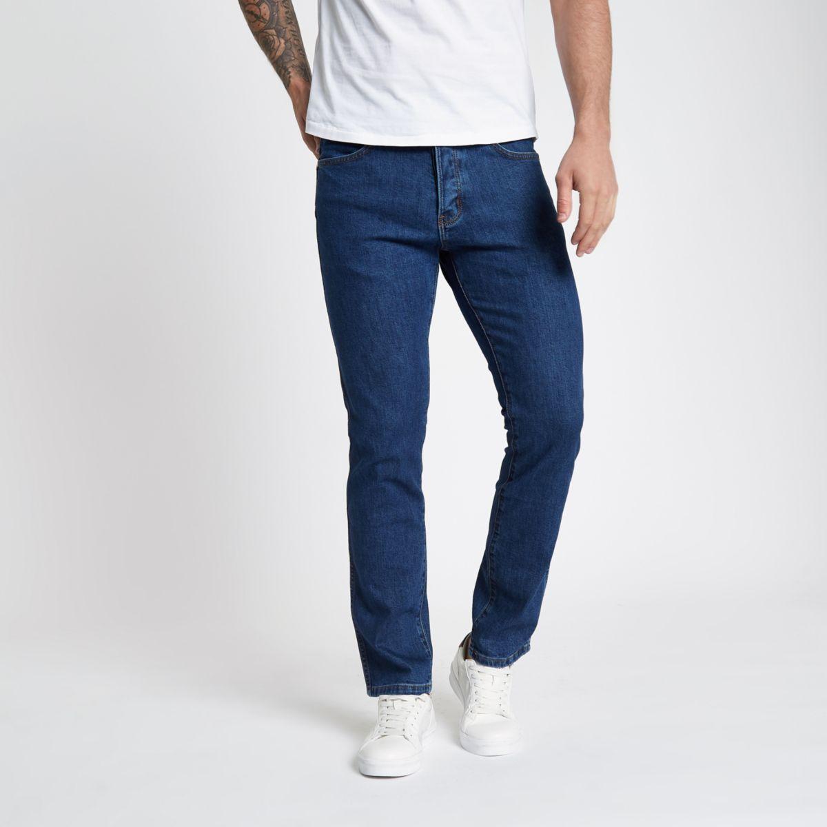 Blue Wrangler Spencer jeans