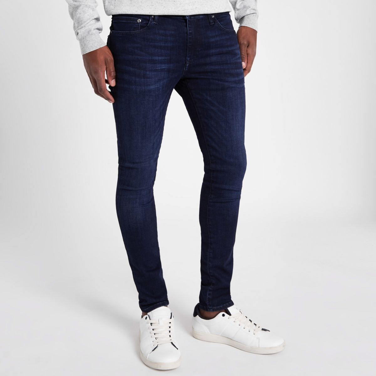 Back to School Jeans. Want to walk down the hallway in style? Then walk this way for the latest styles in jeans for girls and guys. Hot Topic is the home for original black skinny jeans. Earn yourself an A in style by checking out our men's skinny jeans.