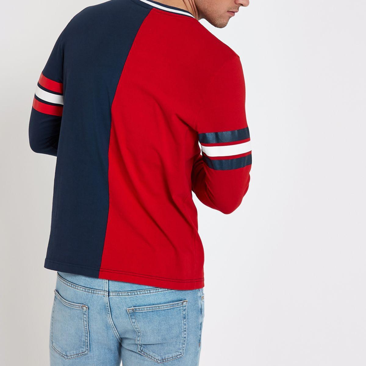 red T amp; baseball Franklin shirt Marshall 1xFTEB