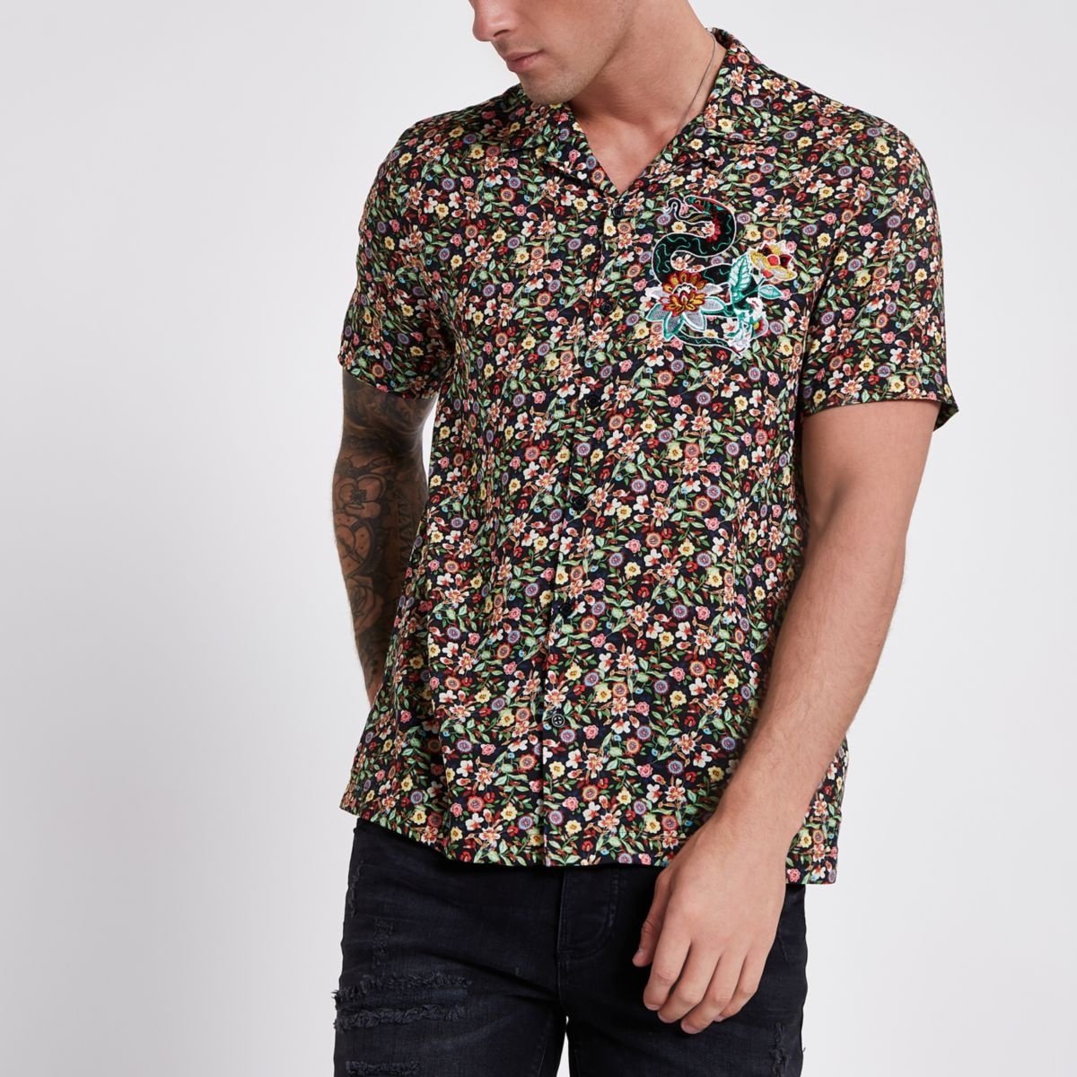 Find mens floral shirts at ShopStyle. Shop the latest collection of mens floral shirts from the most popular stores - all in one place.