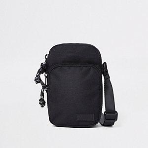 Zwarte kleine crossbodytas