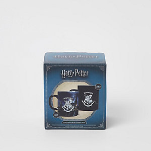 Blue Harry Potter heat change mug