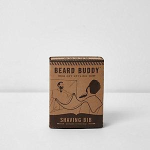 Beard Buddy - Zwart scheerslab
