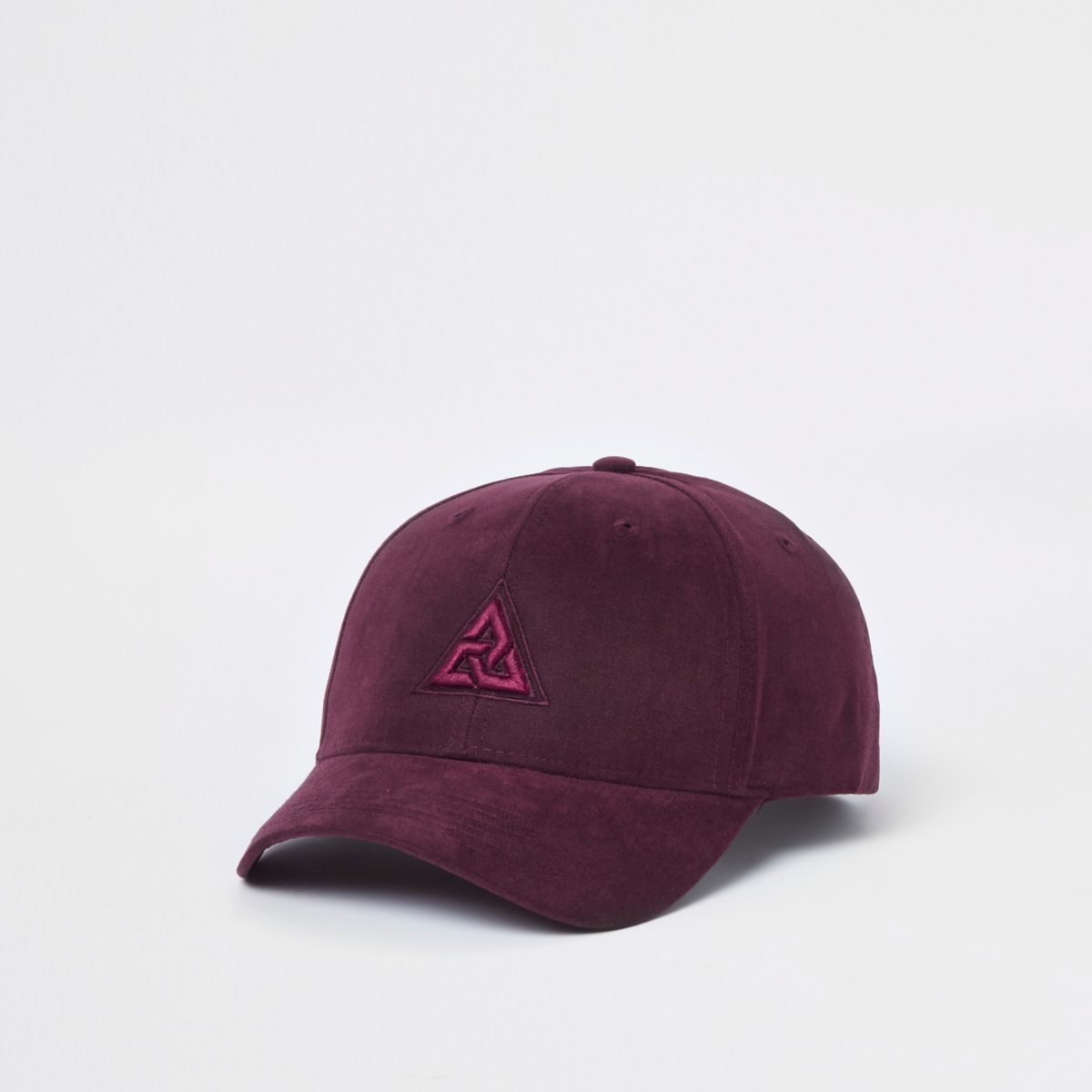 Concept red logo baseball cap